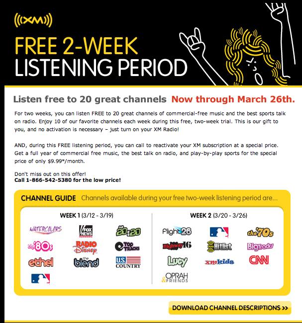 xm radio email